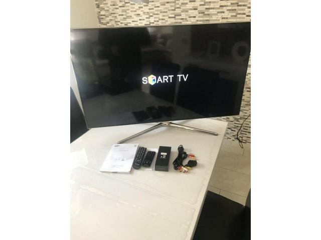 Ich verkaufe Samsung Smart TV UE46F6500 - 1/4
