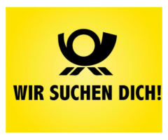 SCHÜLER (m/w/d)ab 18Jahre Briefsortierer POST SCHÖNEFELD 12,