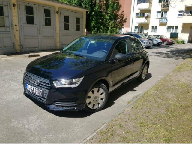 Auto mieten Autovermietung Mietwagen Ersatzwagen - 1/3