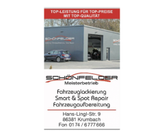 Lackierer/Smart Repair/Auto/KFZ/Felgen/Komplett Lackierung/F - Bild 3/4