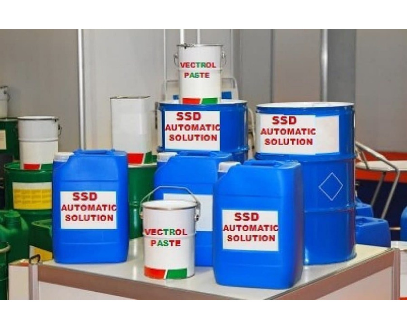 !! MANAR PURE SSD CHEMICAL SOLUTIONS - 2/3
