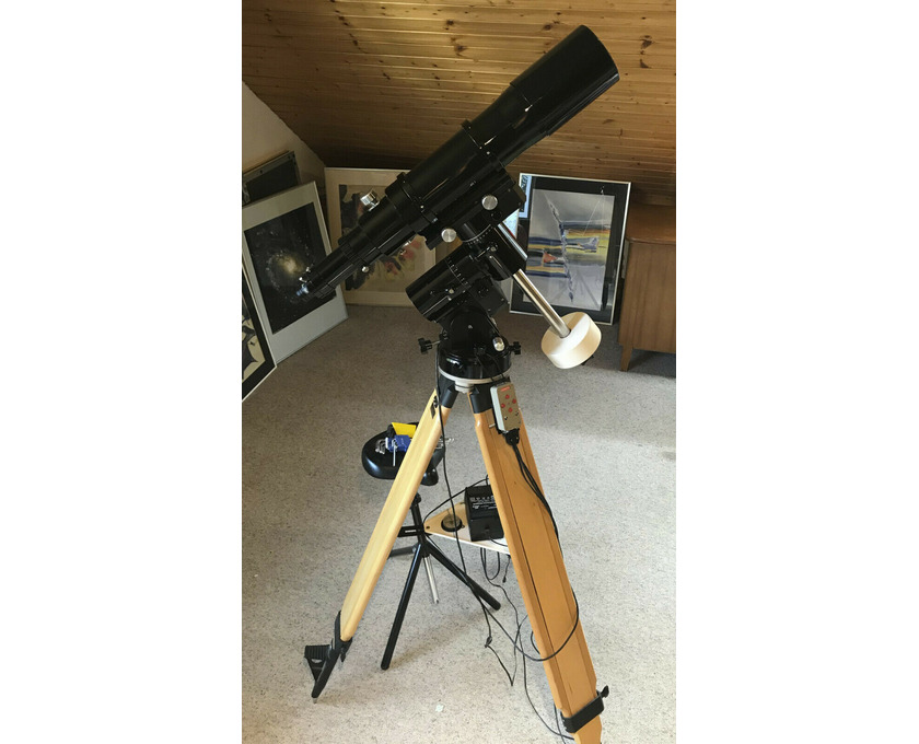 Astro-Physics 105mm Traveler f6 EDT Triplett Apo - 2/5
