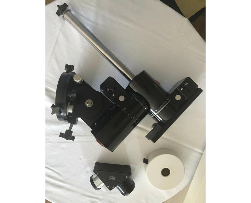 Astro-Physics 105mm Traveler f6 EDT Triplett Apo - 5/5