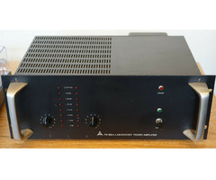 FM Acoustics FM 800A Power Amplifier