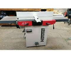 Hammer A3-41 Silent-Power Abricht-Dickenhobelmaschine