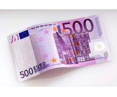 Finanzierung und schnelles Kreditangebot.