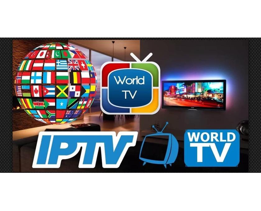 IPTV ÜBER 9000 TV-KANÄLE alle Sportkanäle,NETFLIX,HBO,große - 1/1
