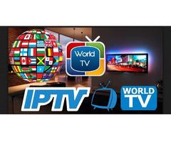 IPTV ÜBER 9000 TV-KANÄLE alle Sportkanäle,NETFLIX,HBO,große