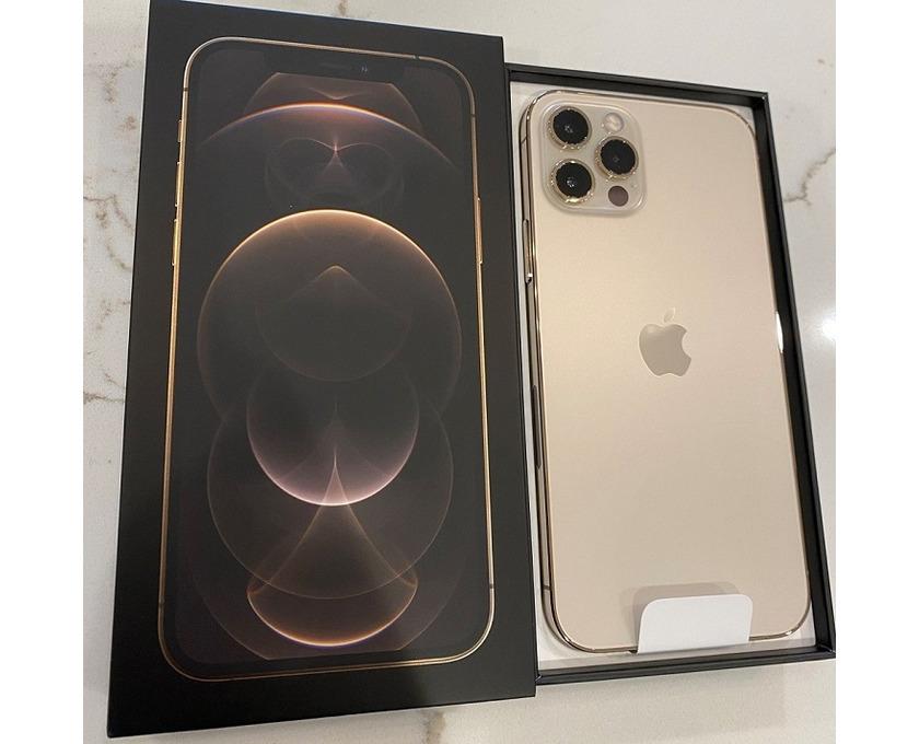 Apple iPhone 12 Pro 128GB - €600, iPhone 12 Pro Max 128GB - 1/6