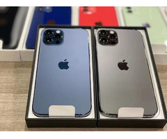 Apple iPhone 12 Pro 128GB = €600, iPhone 12 Pro Max 128GB - Bild 1/6