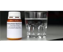 Hochreines Pentobarbital-Natrium-Nembutal