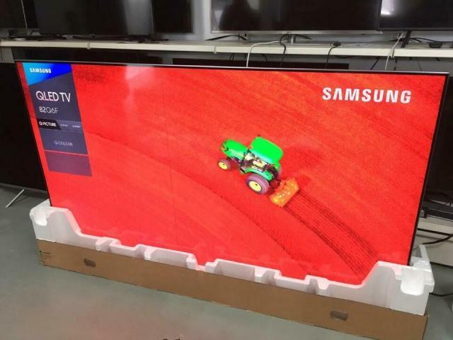 Verkaufe Samsung 82 Zoll Qled GQ82Q6FN - 4/4