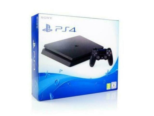 Sony PS4 -SLIM 500GB zu vekaufen - 1/4