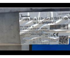 Pflaster Kromana, anthrazit/schwarz Original verpackt