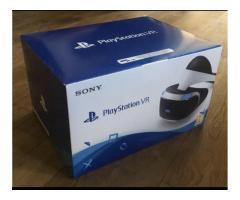 Verkaufe Playstation VR SONY CUH-ZVR1 NEU