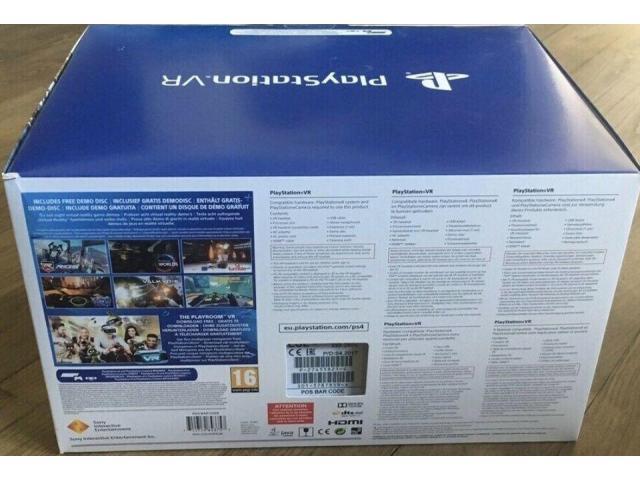 Verkaufe Playstation VR SONY CUH-ZVR1 NEU - 3/3