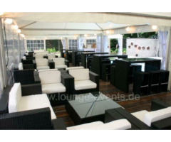 Gartenmöbel Rattan Sitzgruppen: Sofas, Sessel, Tische