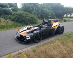 KTM X-Bow R, DSG, ABS, Fast alle Power Parts, NP 140.000€, M