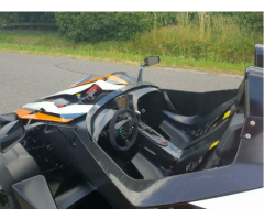 KTM X-Bow R, DSG, ABS, Fast alle Power Parts, NP 140.000€, M - Bild 3/3
