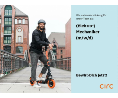 Mechaniker für E-Scooter Start-Up  Dortmund