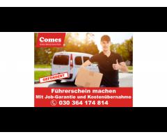 PKW Führerschein für den JOB bei DHL! Info am 10.07.2019