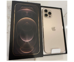 Apple iPhone 12 Pro 128GB = €600, iPhone 12 Pro Max 128GB