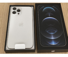 Apple iPhone 12 Pro = 600EUR, iPhone 12 Pro Max = 600EUR