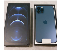 Apple iPhone 12 Pro = 600EURO , iPhone 12 Pro Max = 600EURO