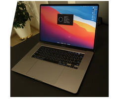 "Apple MacBook Pro 16"" Core i9 2,4 32GB RAM 2 TB 5500M"