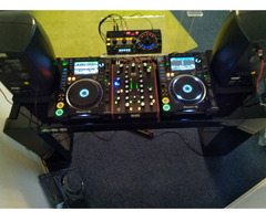 Pioneer DJ - SET (Rane2014Mixer + 2 CDJ-2000-NXS2