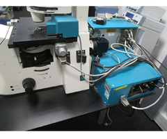 Zeiss Axiovert 200 HAL 100 Palm MicroBeam System Laser