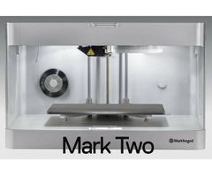 3d Drucker Markforged, Mark 2 Professional