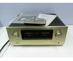 Accuphase E-550 P.I.A High End Vollverstärker + DAC 20 + AD