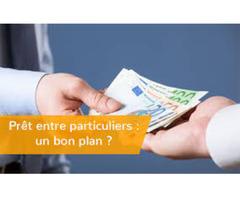 Vorschlag für finanzielle Unterstützung und Investition