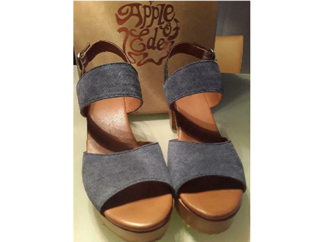 Sandalen aus Leder unbenutzt von Apple of Eden - 1/3