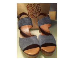 Sandalen aus Leder unbenutzt von Apple of Eden - Bild 1/3