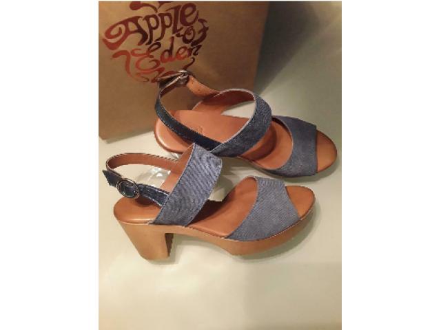 Sandalen aus Leder unbenutzt von Apple of Eden - 2/3