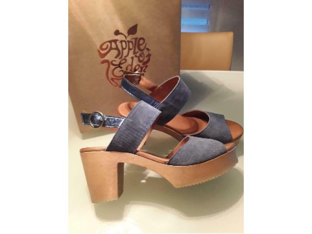 Sandalen aus Leder unbenutzt von Apple of Eden - 3/3