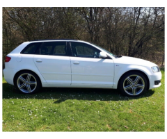 Audi A3 Sportback S-Line 1.4 Tfsi mit Panoramaschiebedach