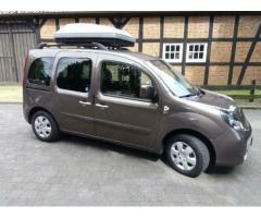 Behindertengerecht, Renault Kangoo, Autom., Benzin, Rampe, T