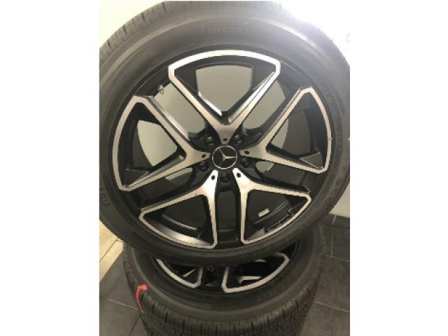 G63 AMG Radsatz Alufelge W464 W464 21 Zoll NEU A4634011900 - 2/4