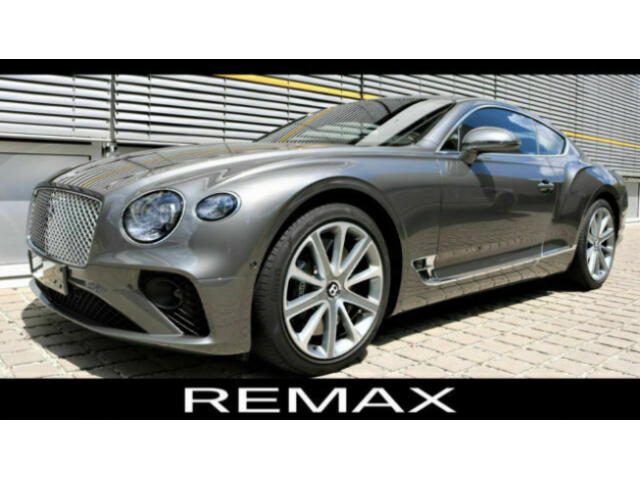 Bentley New Continental GT W12 *B&O* Rotating Display - 1/4