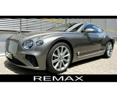 Bentley New Continental GT W12 *B&O* Rotating Display
