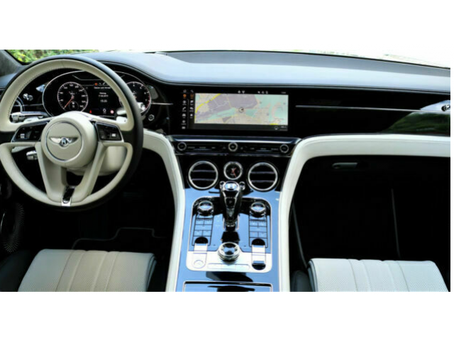 Bentley New Continental GT W12 *B&O* Rotating Display - 2/4