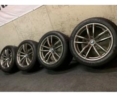 BMW 5er G30 G31 18 Zoll Styling M662 Komplett Räder Sommer R