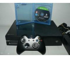 Verkaufe Microsoft Xbox One Konsole