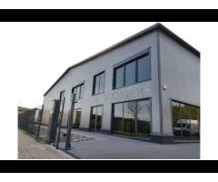 Stahlhalle Neu 30x40x6 Hallenbau Hersteller Lagerhalle