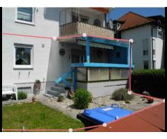 Schöne 3-Zimmer-Wohnung mit Balkon und Terrasse ! Für Kapita