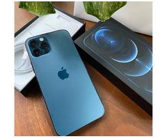 Apple iPhone 12 Pro = €500 EUR, iPhone 12 Pro Max = €550EUR