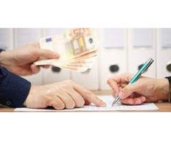 Ernstes Kredit- und Finanzierungsangebot